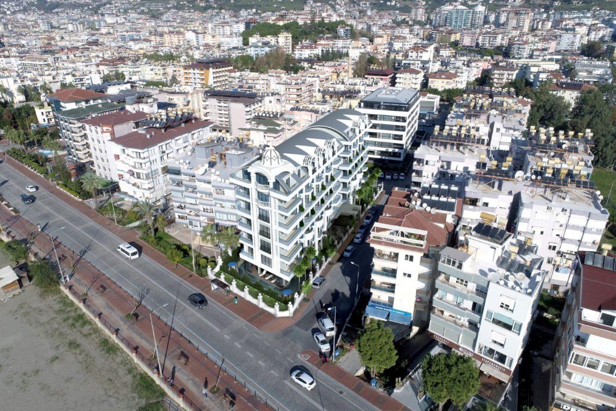 Инвестиционный проект премиум класса в центре Алании - Фото 2