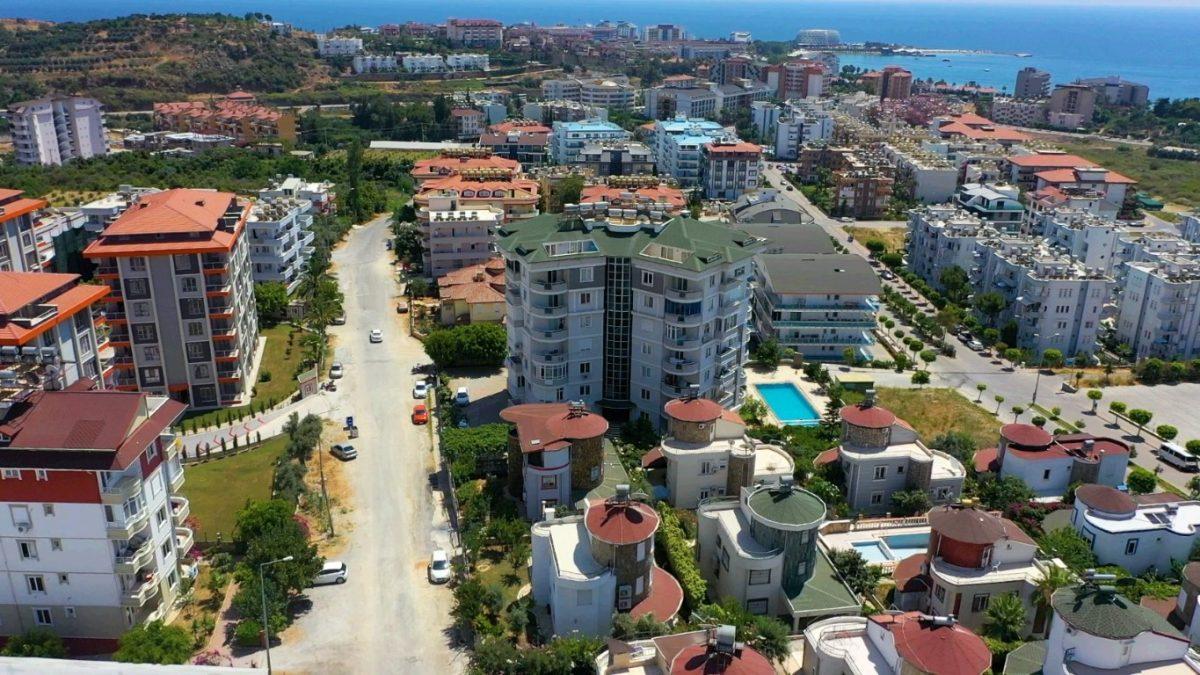 Квартира с видом на море в центре Авсаллара - Фото 3