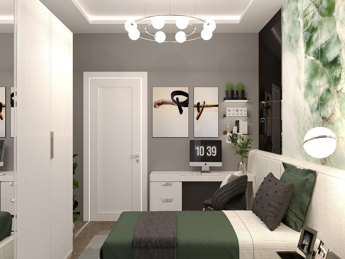 Апартаменты в новом ЖК в районе Оба - Фото 26