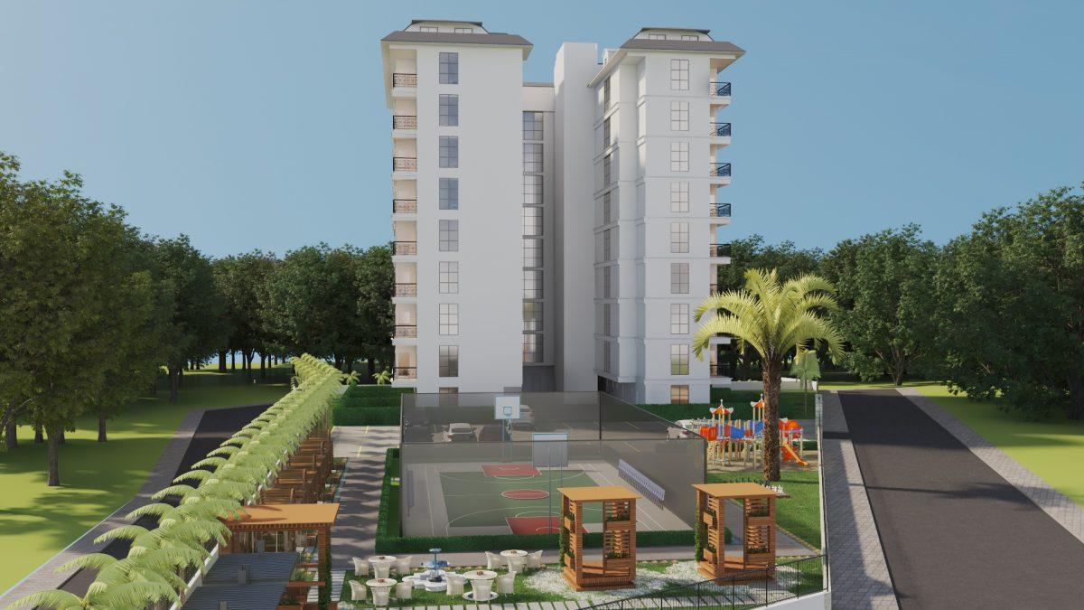 Апартаменты в ЖК премиум-класса в Авсалларе - Фото 19