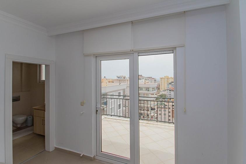 Просторная квартира 2+1 с видом на море в Тосмуре - Фото 17