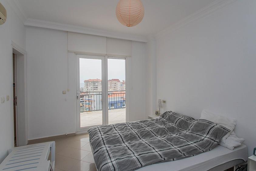 Просторная квартира 2+1 с видом на море в Тосмуре - Фото 18