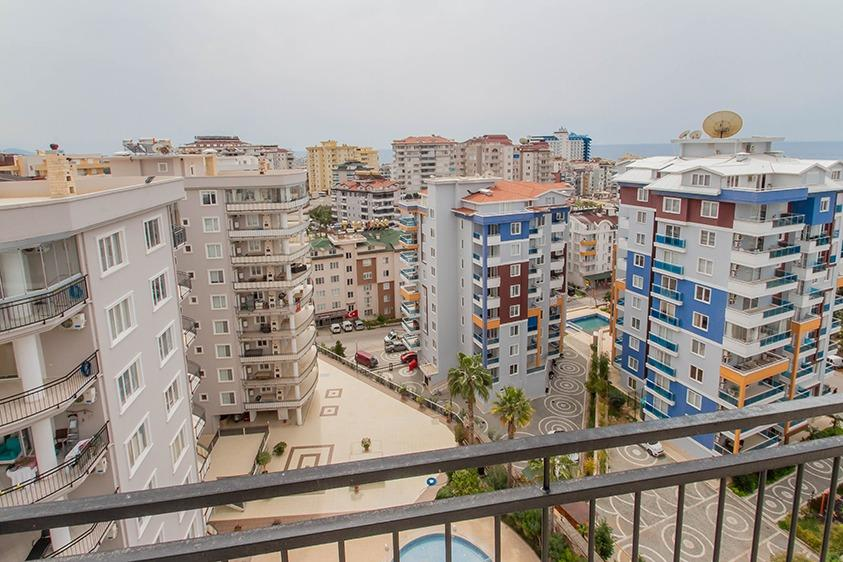 Просторная квартира 2+1 с видом на море в Тосмуре - Фото 24