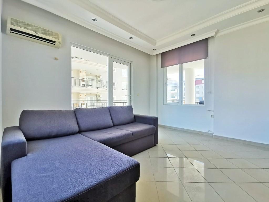 Квартира 2+1 с мебелью и техникой в Тосмуре - Фото 16