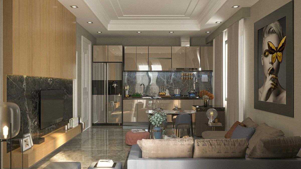 Апартаменты в новом ЖК в Махмутларе в 800 метрах от пляжа - Фото 28