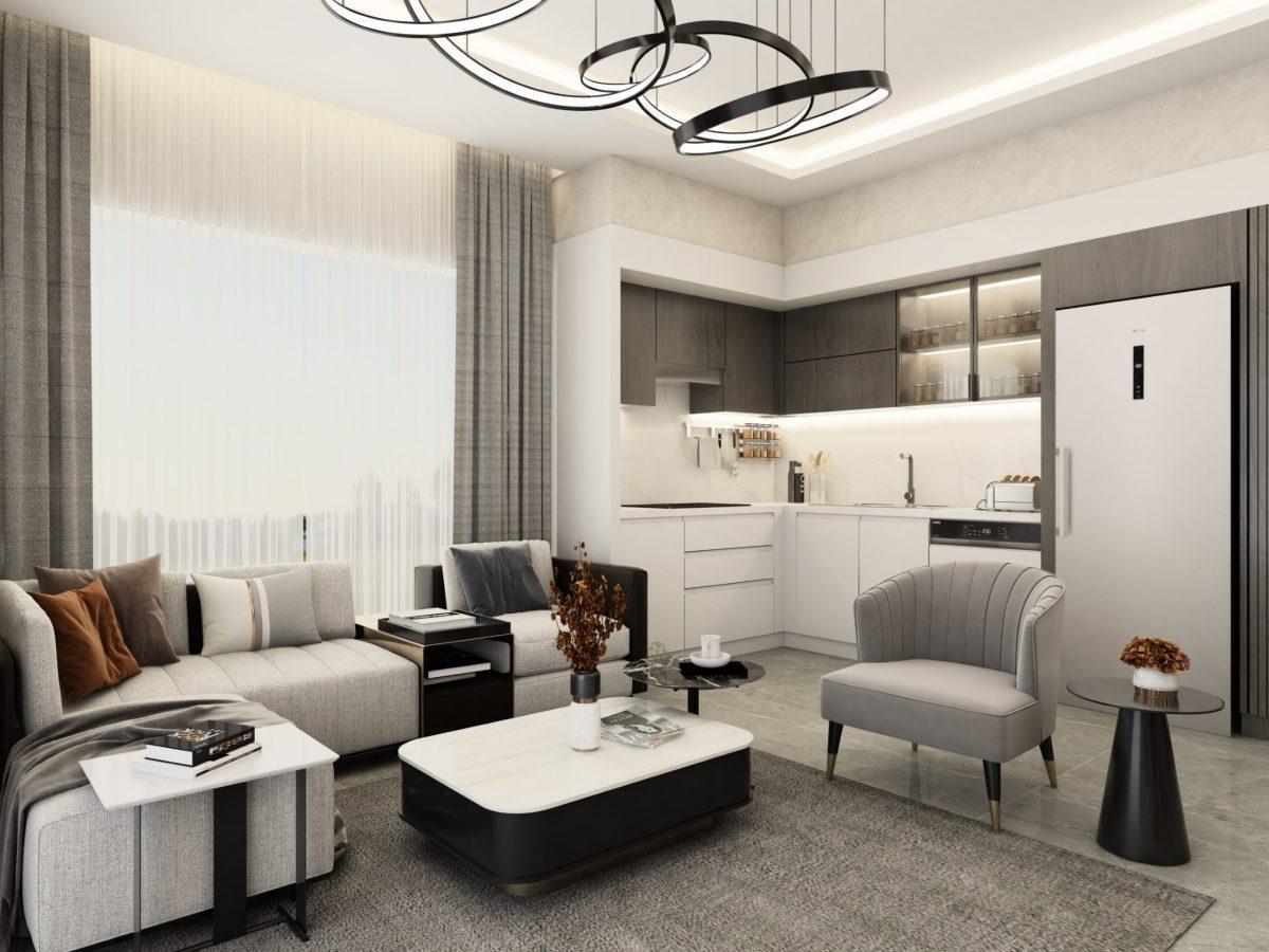 Апартаменты и пентхаусы в новом ЖК в Каргыджаке - Фото 21
