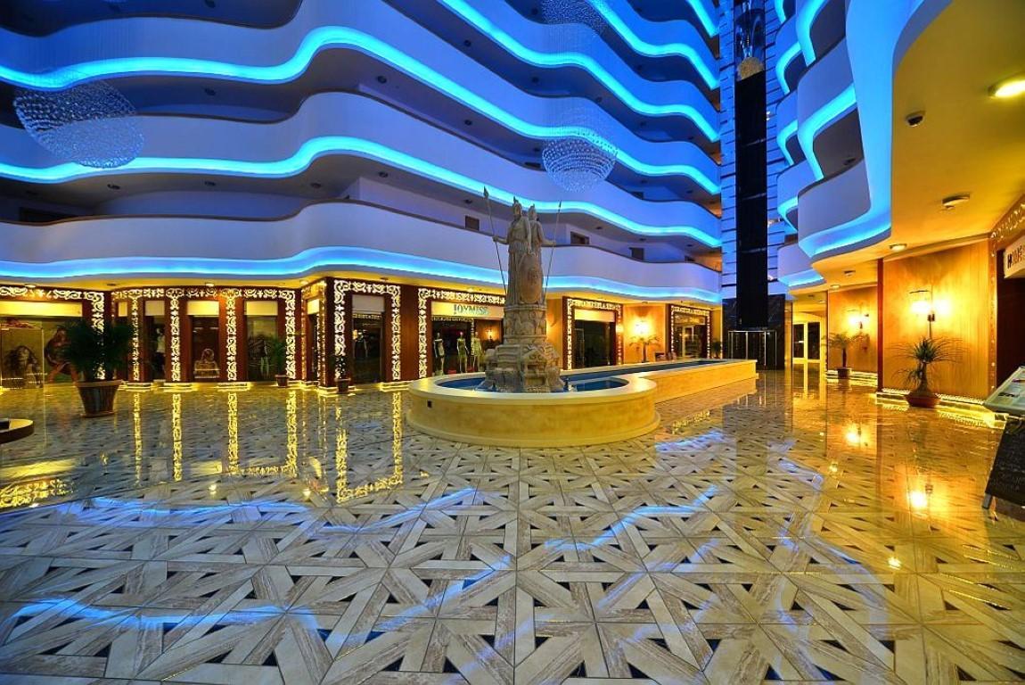 Квартира 2+1 с мебелью и техникой в комплексе с отельной концепцией в Махмутларе - Фото 23
