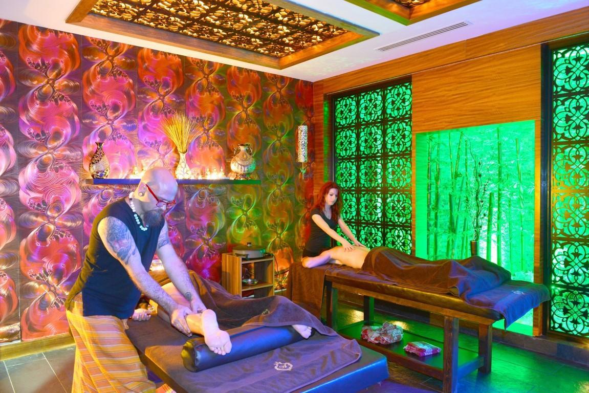 Квартира 2+1 с мебелью и техникой в комплексе с отельной концепцией в Махмутларе - Фото 12