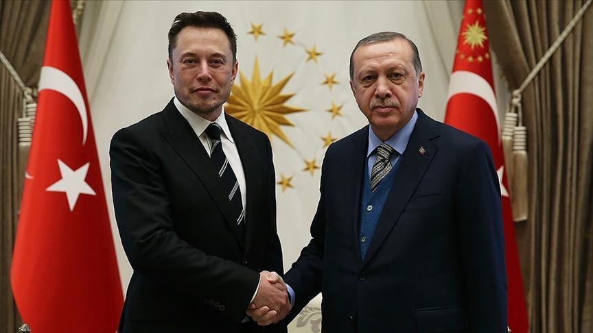 Илон Маск выбрал турецкий спутник для вывода на орбиту