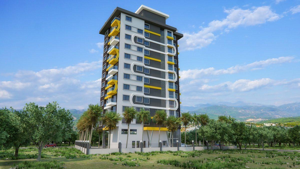Новый комплекс в центре Махмутлара рядом с морем - Фото 2