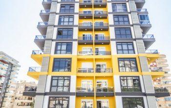 Апартаменты 2+1 в новом комплексе в районе Махмутлар