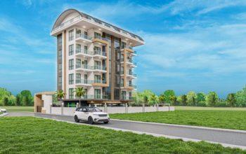 Новый инвестиционный проект в Авсалларе по доступной цене