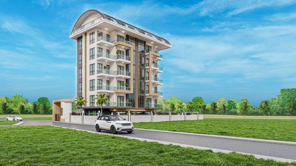 Новый инвестиционный проект в Авсалларе по доступной цене - Фото 1