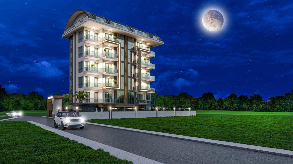 Новый инвестиционный проект в Авсалларе по доступной цене - Фото 10