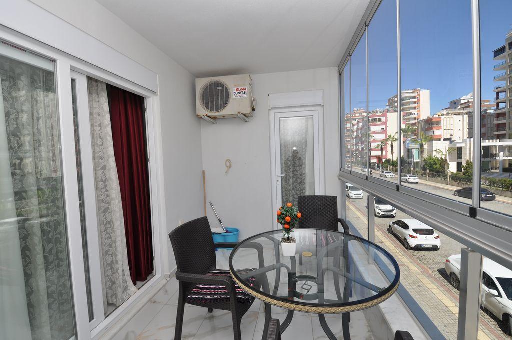 Квартира с мебелью и техникой в Махмутларе - Фото 15