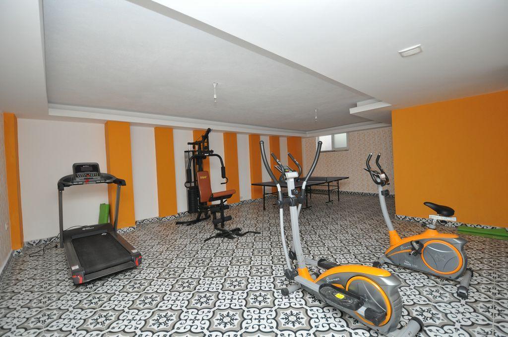 Квартира с мебелью и техникой в Махмутларе - Фото 7