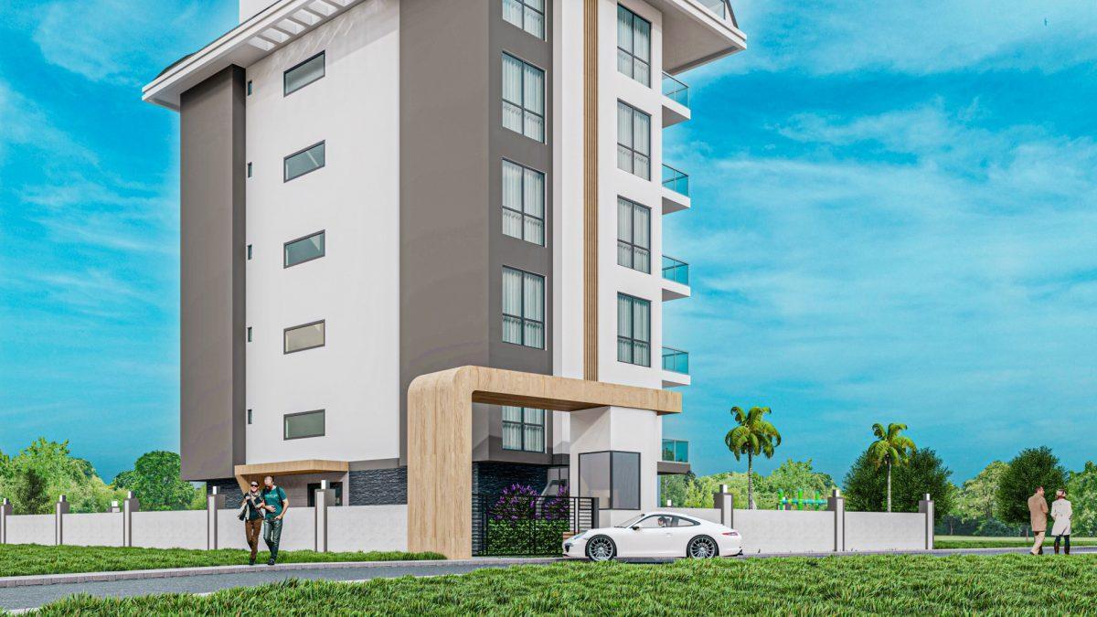 Новый инвестиционный проект в Авсалларе по доступной цене - Фото 14