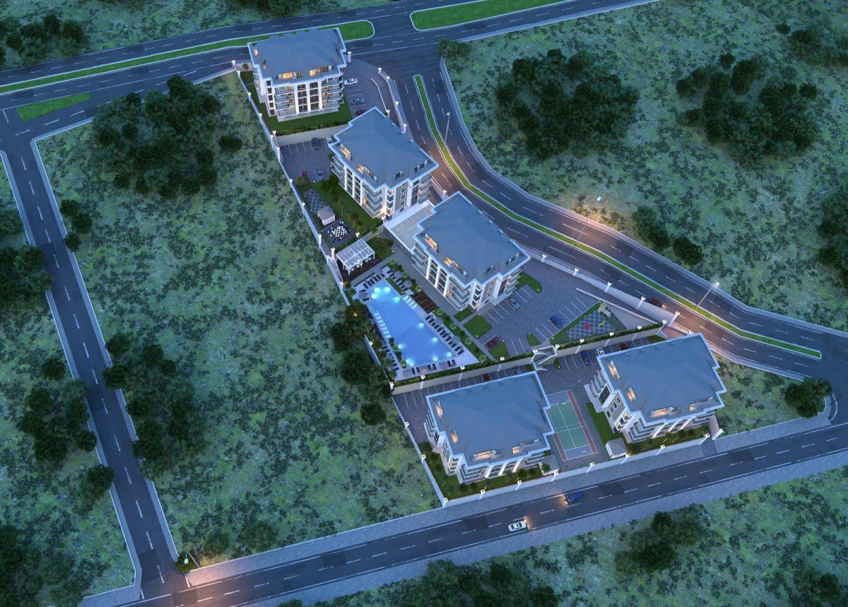 Инвестиционный комплекс с отельной инфраструктурой в европейском районе Оба - Фото 15