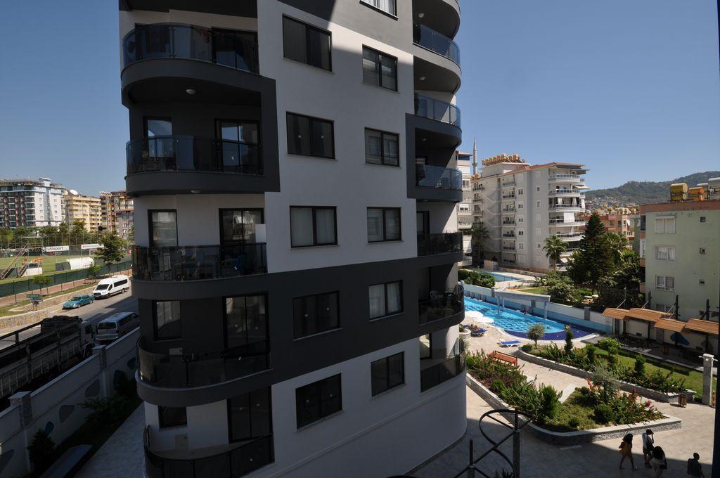 Квартира 2+1 в центре Алании в новом комплексе - Фото 5