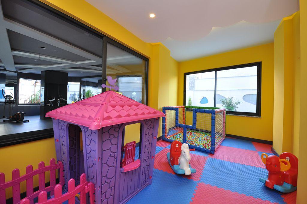 Квартира 2+1 в центре Алании в новом комплексе - Фото 10