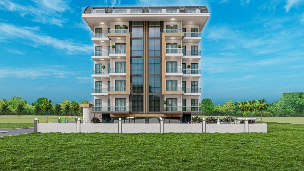 Новый инвестиционный проект в Авсалларе по доступной цене - Фото 2