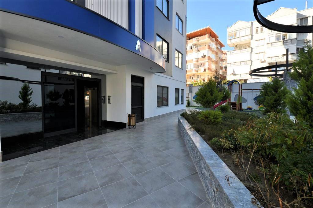 Квартира 2+1 в центре Алании в новом комплексе - Фото 4