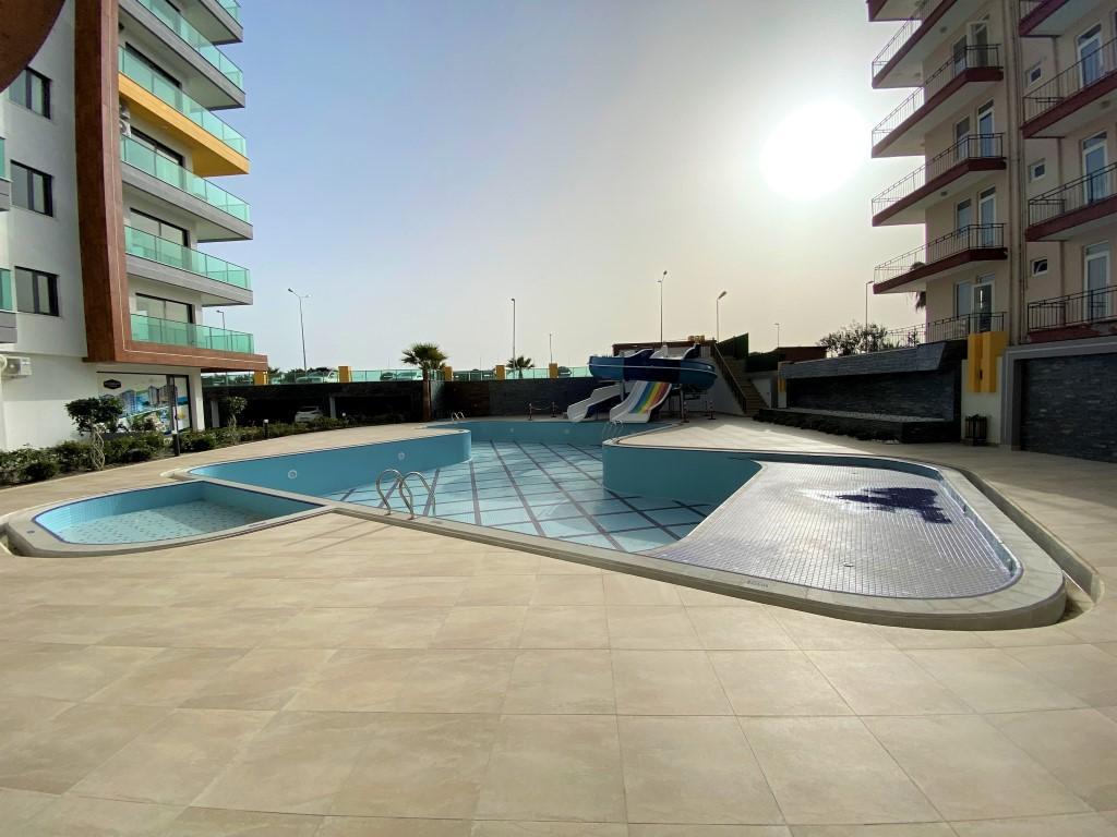 Квартира 2+1 с прямым видом на море в комплексе люкс - Фото 6
