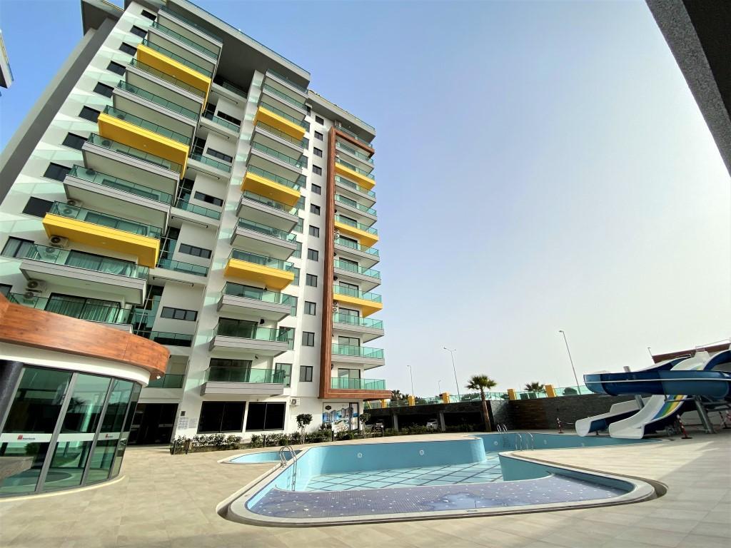 Квартира 2+1 с прямым видом на море в комплексе люкс - Фото 3