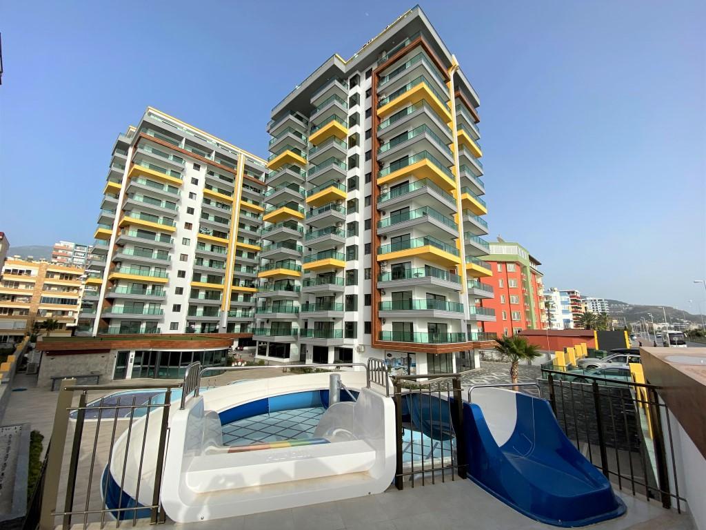 Квартира 2+1 с прямым видом на море в комплексе люкс - Фото 4