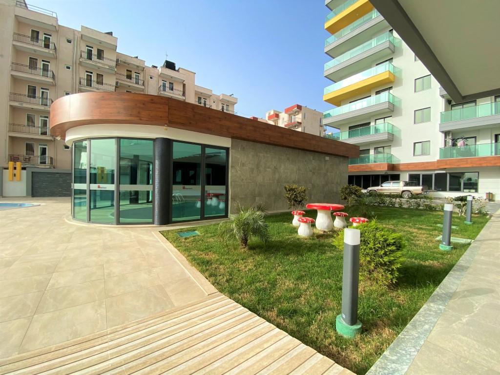 Квартира 2+1 с прямым видом на море в комплексе люкс - Фото 8