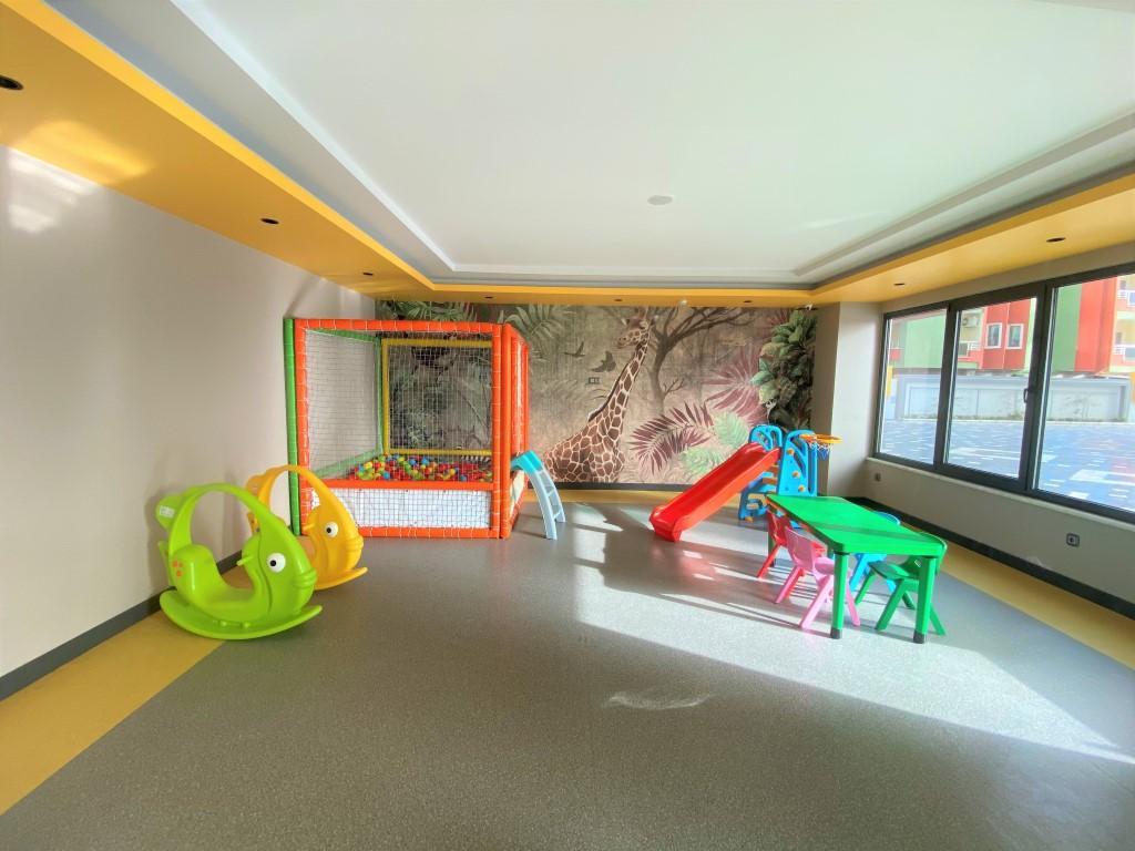 Квартира 2+1 с прямым видом на море в комплексе люкс - Фото 15