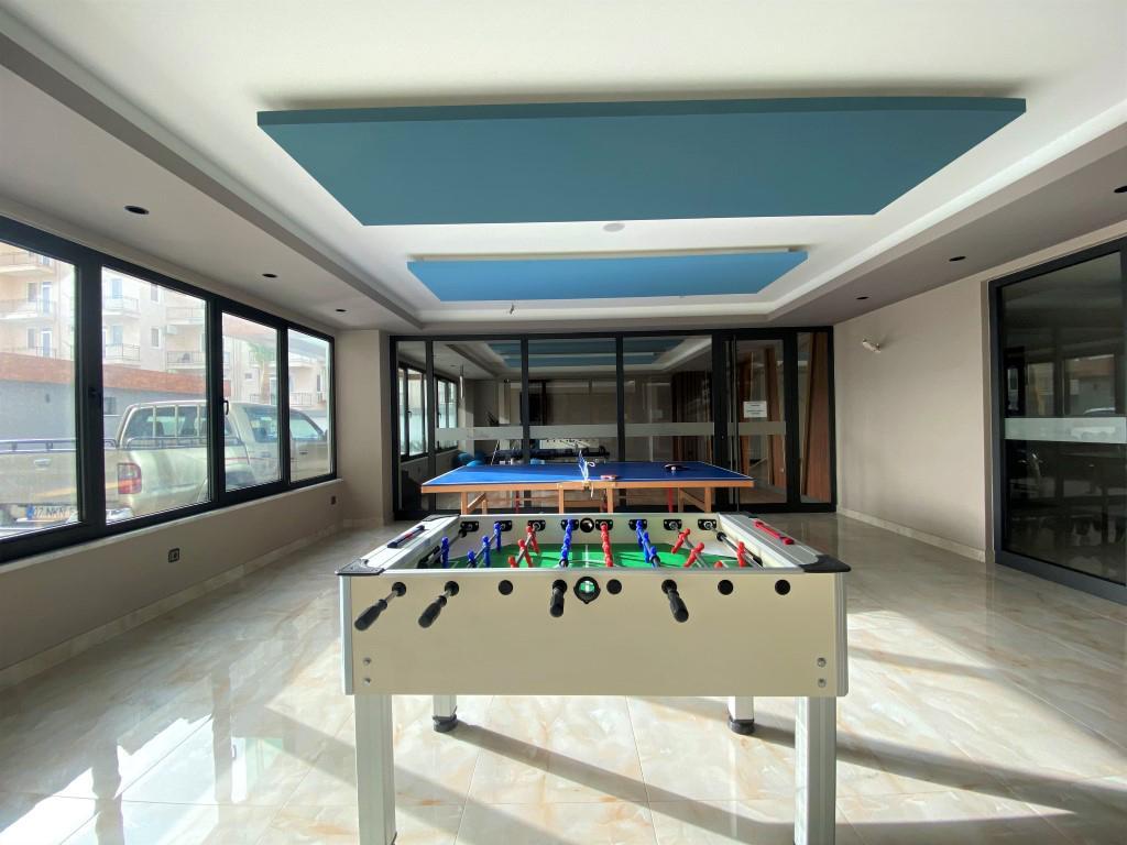 Квартира 2+1 с прямым видом на море в комплексе люкс - Фото 16