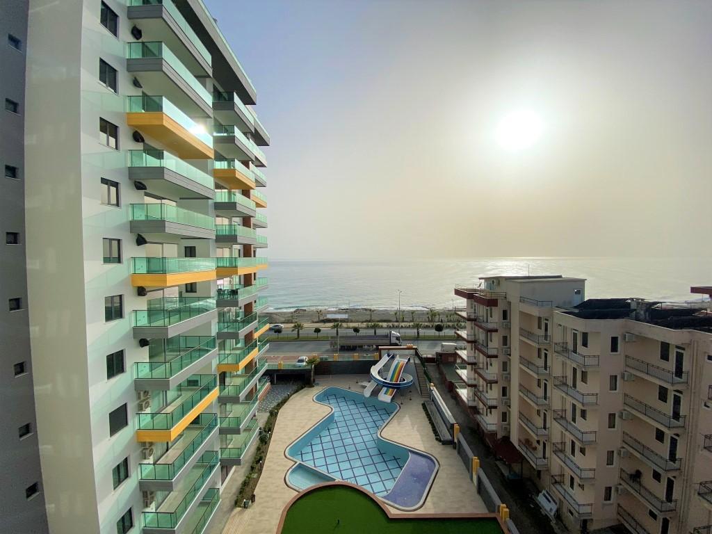 Квартира 2+1 с прямым видом на море в комплексе люкс - Фото 1