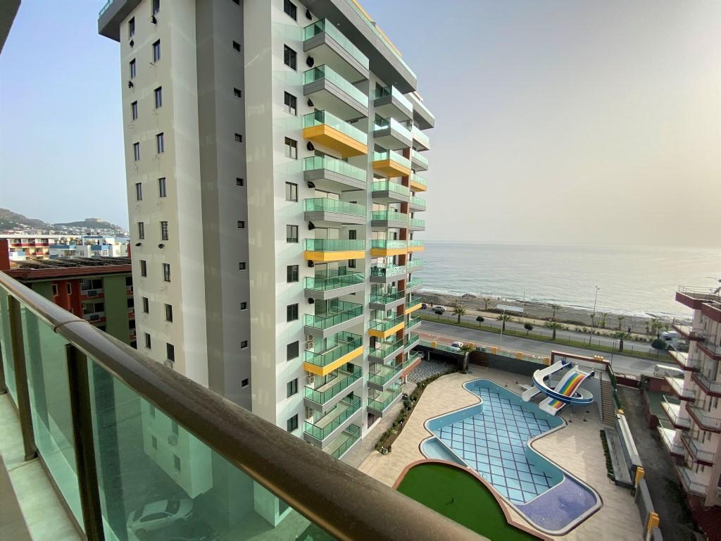 Квартира 2+1 с прямым видом на море в комплексе люкс - Фото 25