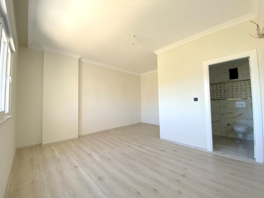 Новые светлые апартаменты 3+1 с панорамным видом в Махмутлар - Фото 20