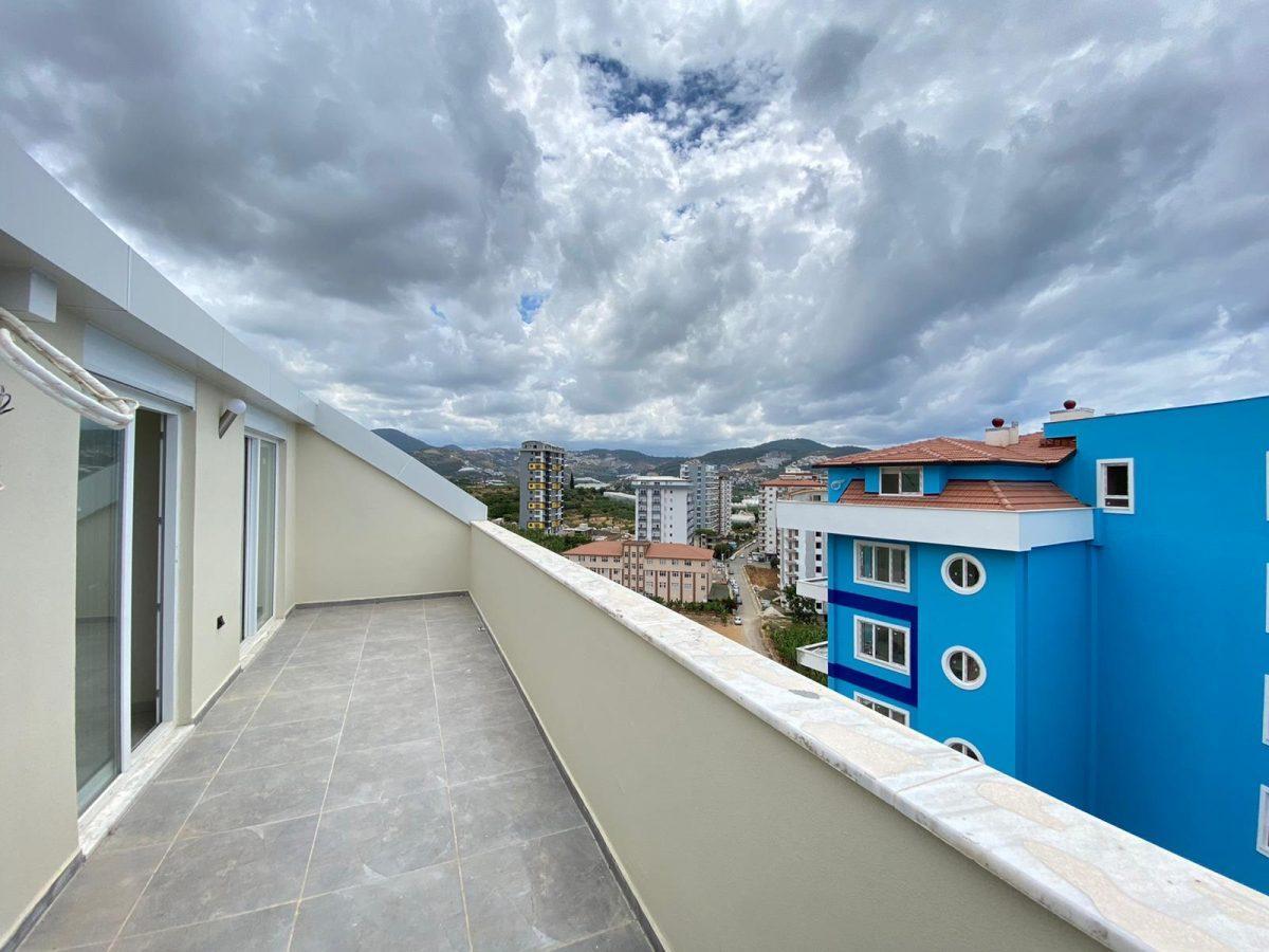 Новый дуплекс 3+1 с панорамным видом в Махмутлар - Фото 2