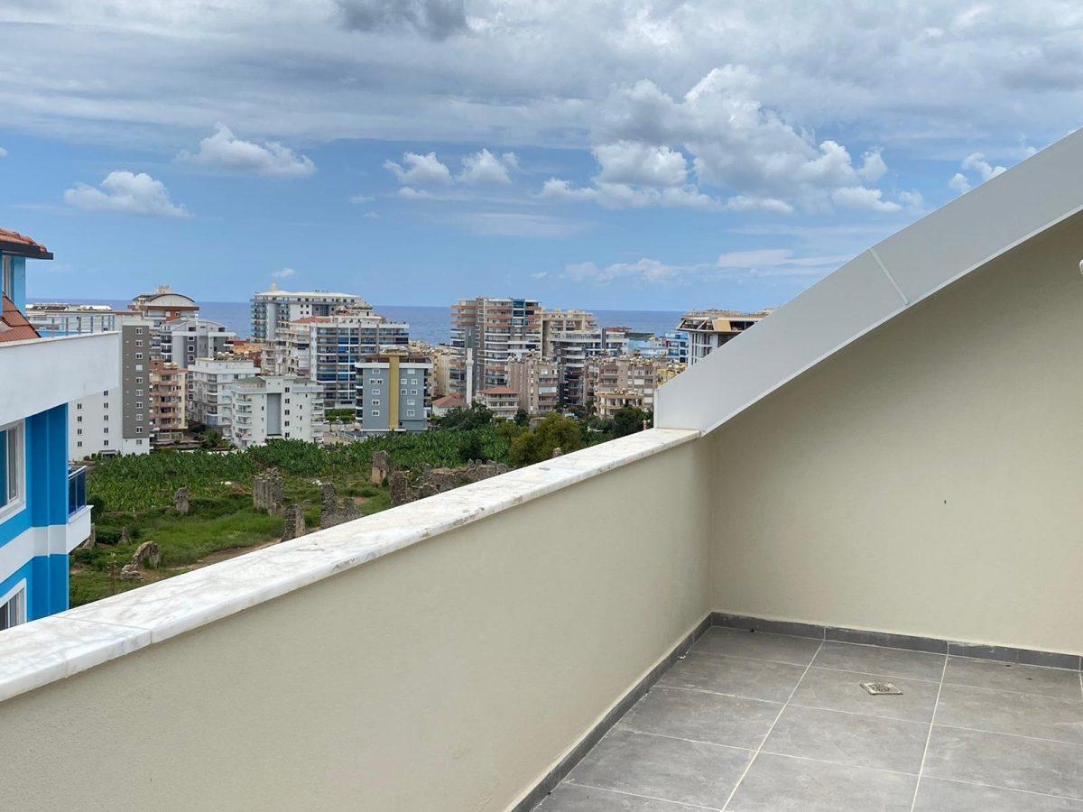 Новый дуплекс 3+1 с панорамным видом в Махмутлар - Фото 1