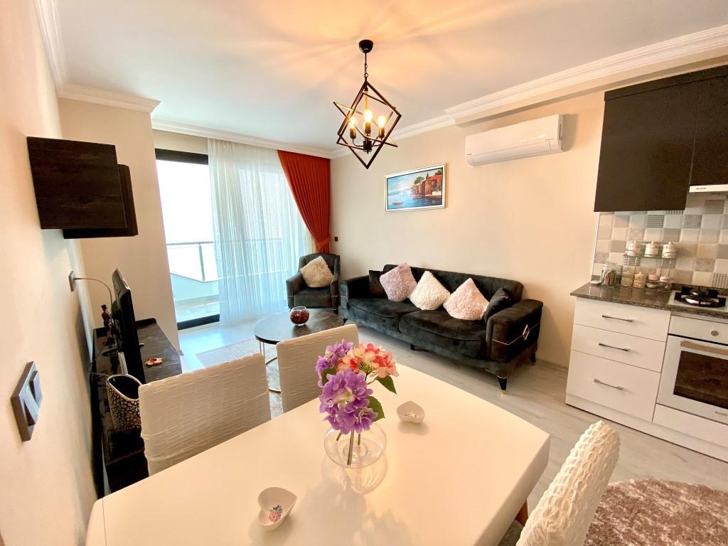 Апартаменты с мебелью в центральной части Махмутлара - Фото 2
