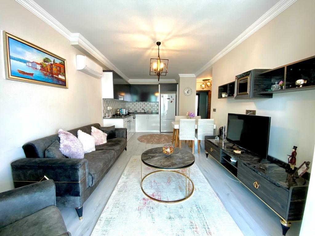 Апартаменты с мебелью в центральной части Махмутлара - Фото 1