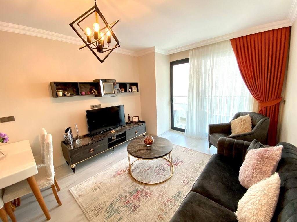 Апартаменты с мебелью в центральной части Махмутлара - Фото 6