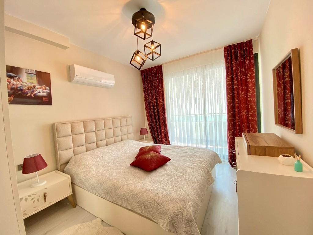 Апартаменты с мебелью в центральной части Махмутлара - Фото 11