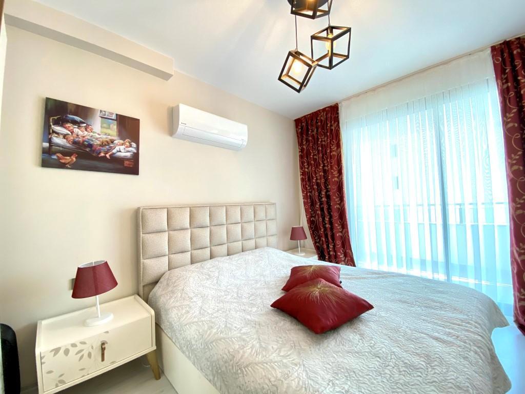 Апартаменты с мебелью в центральной части Махмутлара - Фото 14