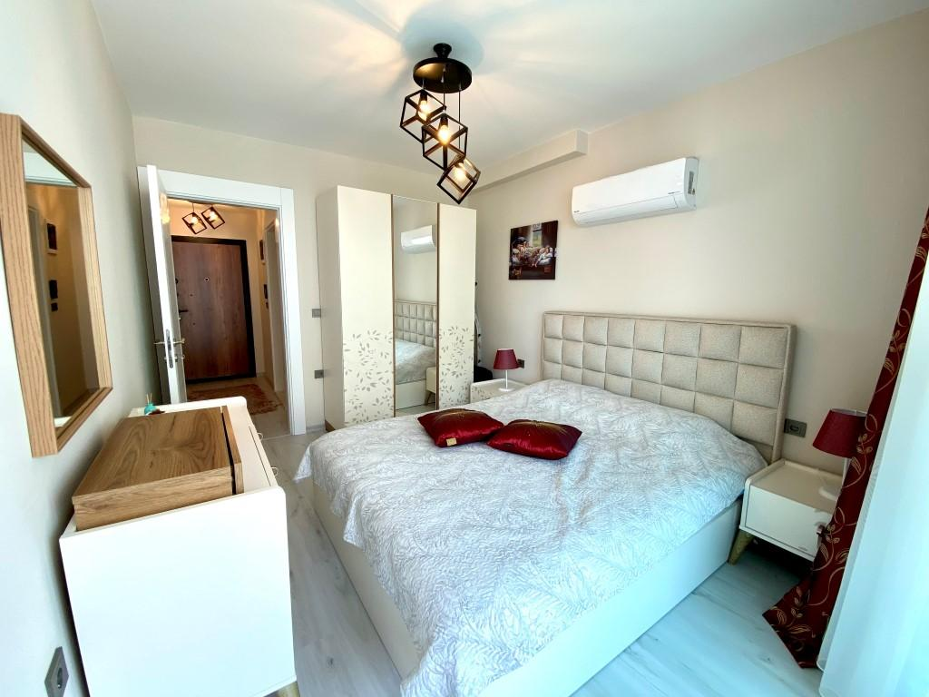Апартаменты с мебелью в центральной части Махмутлара - Фото 13