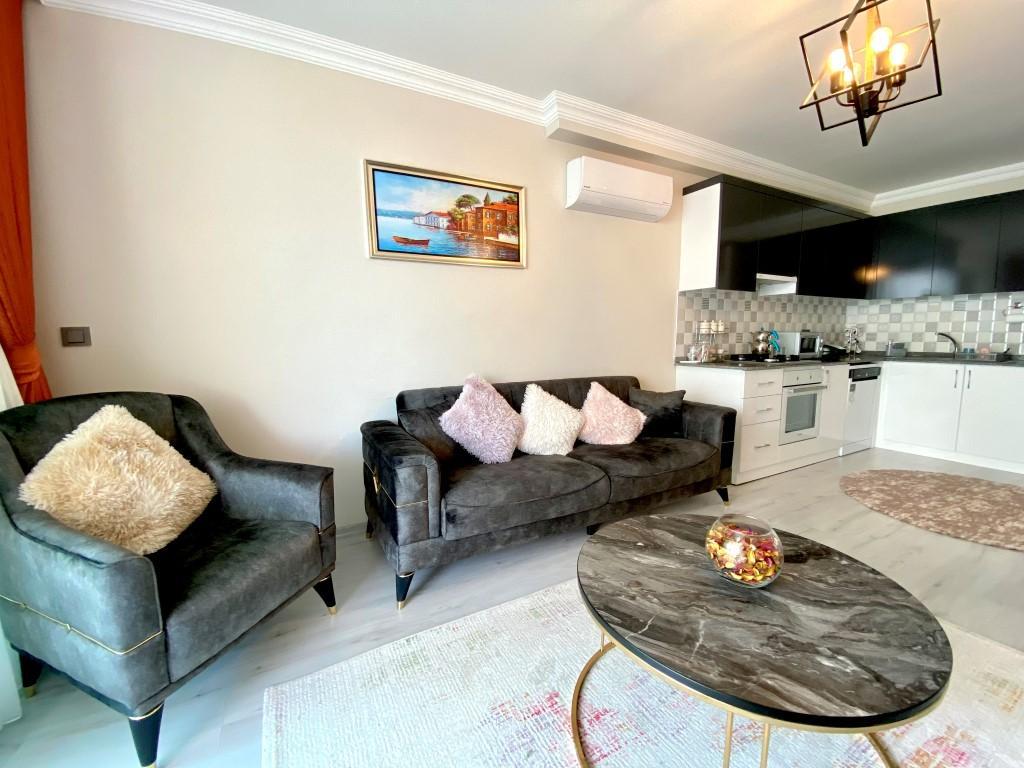Апартаменты с мебелью в центральной части Махмутлара - Фото 10