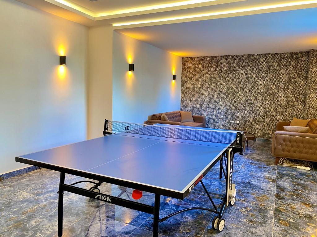 Меблированная квартира 1+1 в новом комплексе - Фото 10