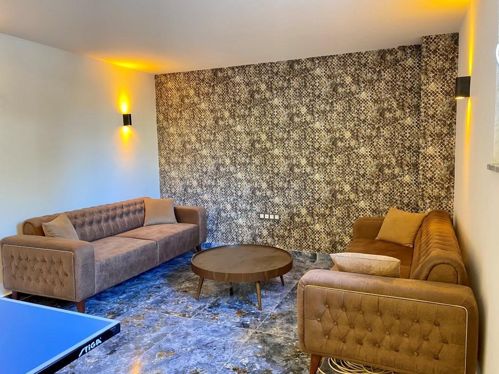 Меблированная квартира 1+1 в новом комплексе - Фото 11