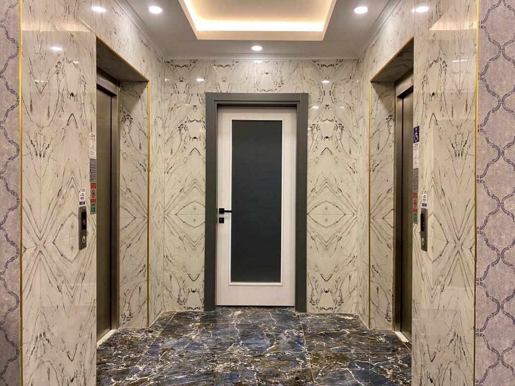 Новая квартира 1+1 в уютном комплексе в Махмутларе - Фото 9