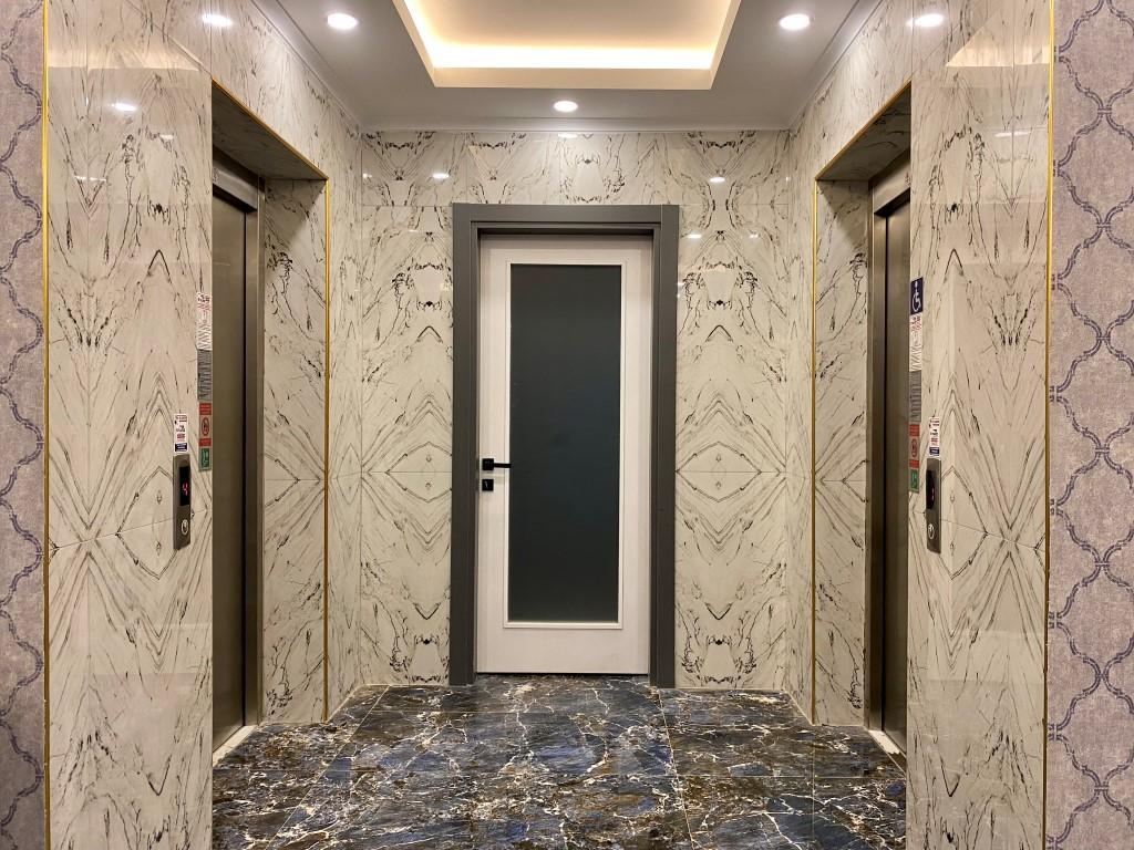 Меблированная квартира 1+1 в новом комплексе - Фото 9