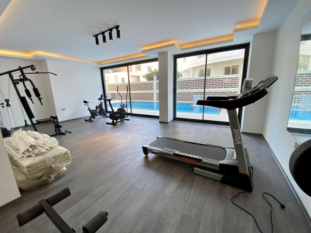 Новая квартира 1+1 в уютном комплексе в Махмутларе - Фото 12
