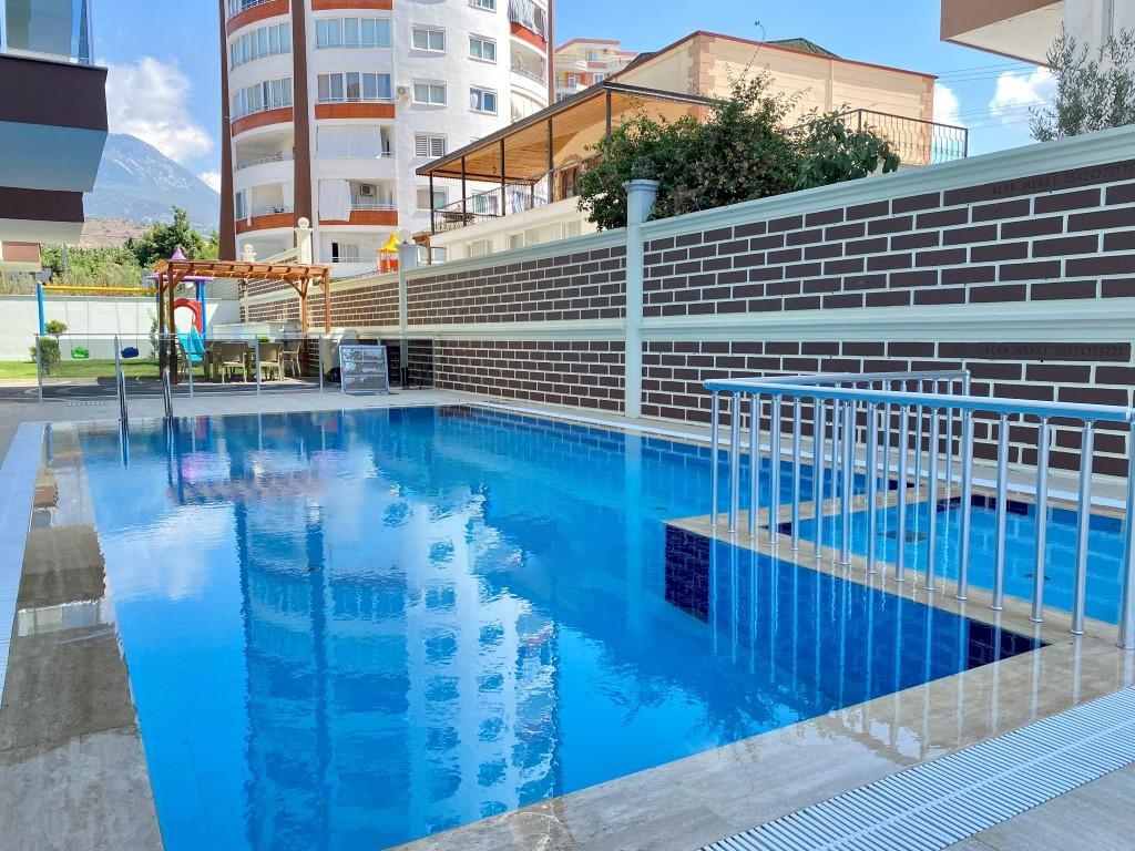 Меблированная квартира 1+1 в новом комплексе - Фото 2